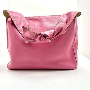 Kate Spade New York Italy Leather Bow Hobo Bag